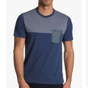 Original Penguin End to End Colorblock T-Shirt XL